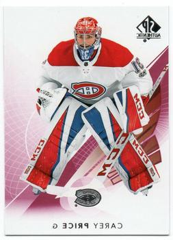 2017-18 SP Authentic Limited Red Parallel Pick Any Complete