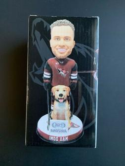 2017 MAX DOMI ARIZONA COYOTES FOX SPORTS BOBBLEHEAD