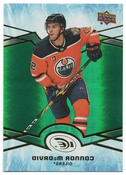 2018-19 Upper Deck Ice Green Parallel Pick Any Complete Your