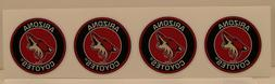 ARIZONA COYOTES  DIY Stickers Decals Great for YETI