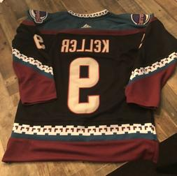 #9 Clayon Keller - Arizona Coyotes Kachina Jersey - Adult Me