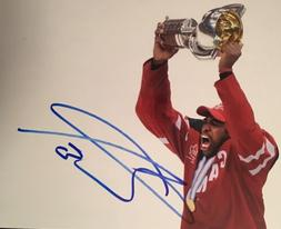 ANTHONY DUCLAIR  ARIZONA COYOTES AUTOGRAPH Photo Signed GLOS