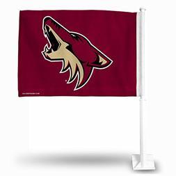 Arizona Coyotes Car Flag