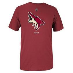 Arizona Coyote Reebok Jersey Crest Primary Team Logo Brick R