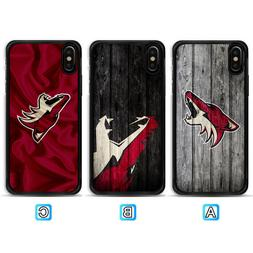 Arizona Coyotes Phone Case For Apple iPhone X Xs Max Xr 8 7