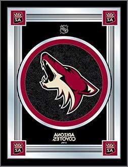 Arizona Coyotes Holland Bar Stool Co. Collector Black Logo M