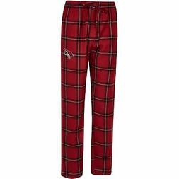 Arizona Coyotes Concepts Sport Homestretch Flannel Pants - G