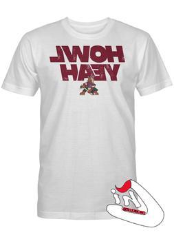 Arizona Coyotes - Howl Yeah T-Shirt Victory Arch T-Shirt