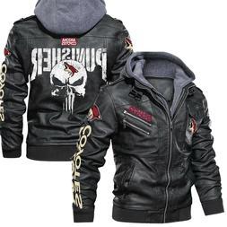 Arizona Coyotes-  Leather Jacket, Best gift, New jacket- SO