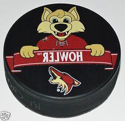 ARIZONA COYOTES Mascot Howler Phoenix Team Logo SOUVENIR NHL
