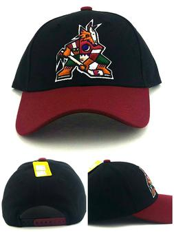 Arizona Coyotes New Reebok Phoenix Vintage Original Coyote B