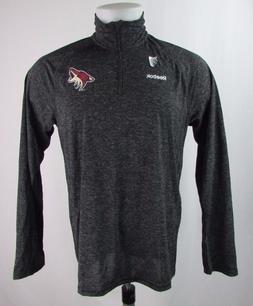 Arizona Coyotes NHL 1/4-Zip Reebok Speedwick Training Shirt
