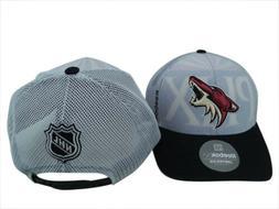 Arizona Coyotes Reebok NHL Draft Snapback Adjustable Hat Cap