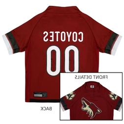 Arizona Coyotes NHL Pets First Licensed Dog Pet Hockey Jerse