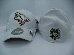 Arizona Coyotes Reebok NHL Structured Mesh Style White FlexF