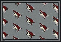 Arizona Coyotes Milliken NHL Team Repeat Indoor Area Rug