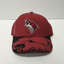 Arizona Coyotes Official NHL Reebok Apparel Youth  OSFM FitM