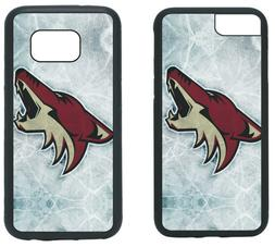 ARIZONA COYOTES PHONE CASE COVER FITS iPHONE 7 8+ XS MAX SAM