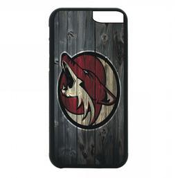 Arizona Coyotes Phone Case For iPhone X XS Max 8 8+ 7 6 Plus
