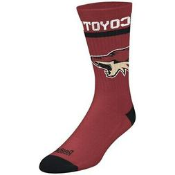 Arizona Coyotes Reebok Team Color Crew Socks