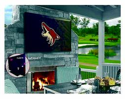 Arizona Coyotes TV Cover  by the Holland Bar Stool Co.