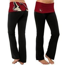 Arizona Coyotes Women's Sublime Knit Lounge Pants - Black