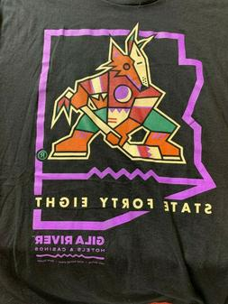 Arizons Coyotes State Forty Eight T-Shirt SGA March 2nd, 201
