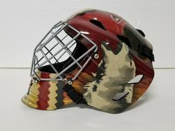 Franklin Sports GFM 1500 NHL Phoenix Coyotes Goalie Face Mas