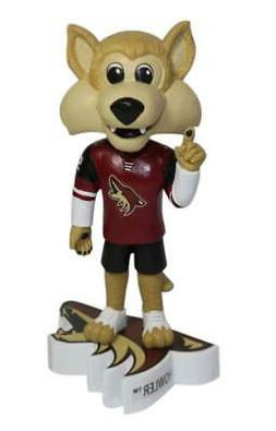 Howler Arizona Coyotes Logo Base Bobblehead NHL