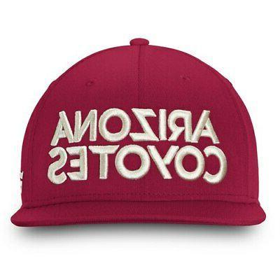 Arizona Coyotes Fanatics Branded Depth Hat Garnet