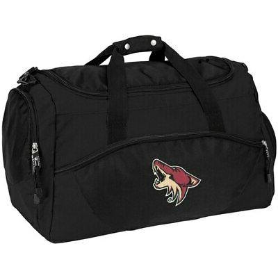arizona coyotes district duffel bag