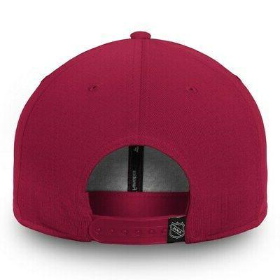 Fanatics Branded Garnet Emblem Adjustable Hat