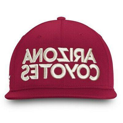 Fanatics Garnet Depth Adjustable Hat