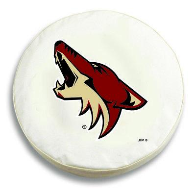 arizona coyotes hbs white vinyl fitted spare