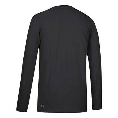 Arizona Coyotes Black Climalite Long Sleeve