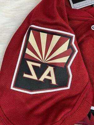 Arizona Premier NHL Burgundy Men's