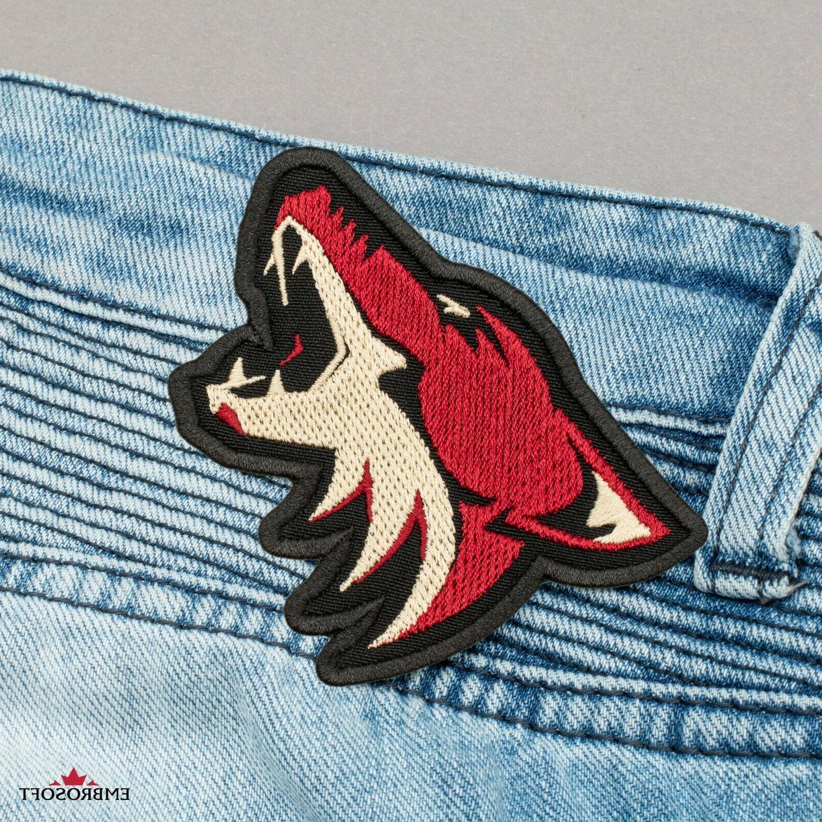 🏒Arizona Sports Emblem, Embroidered Hockey