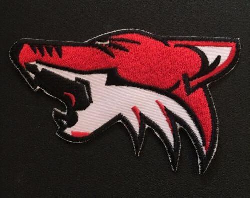 nhl arizona coyotes hockey iron on patch
