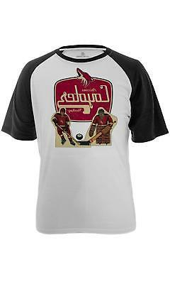 Levelwear NHL Arizona Coyotes Men's Table Top Tee, Small, Wh