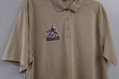 phoenix coyotes 1996 99 logo embroidered mens