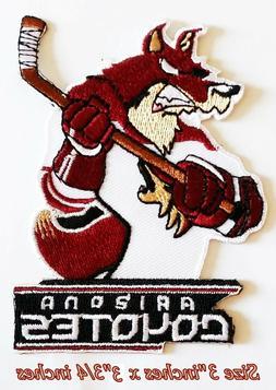 New Arizona Coyotes Hockey NHL Sport Patch Logo Embroidery I