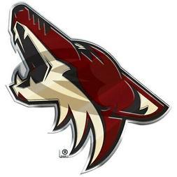 NHL Arizona Coyotes 3D Color Auto Emblem Sticker Decal Car T