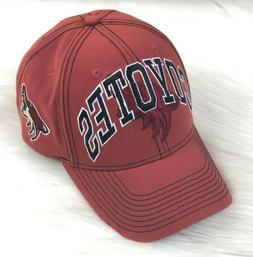 NHL Arizona Coyotes Reebok Flex Brim Adjustable Hat Cap Bric