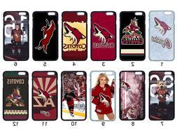 NHL Arizona Coyotes For iPhone iPod Samsung LG Motorola SONY