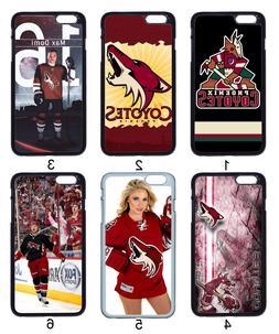 NHL Arizona Coyotes For iPhone XS Max iPod & Samsung Galaxy