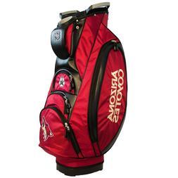 NEW Team Golf NHL Arizona Coyotes Victory Cart Bag