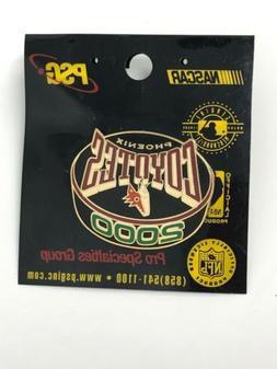NHL Phoenix Arizona Coyotes VTG Logo Pin From 2000 Season Pu