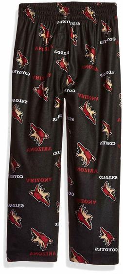 Outerstuff NHL Arizona Coyotes Toddler Boys Sleepwear All Ov