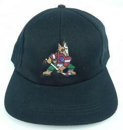 PHOENIX ARIZONA COYOTES NHL VINTAGE 1990s SNAPBACK THROWBACK