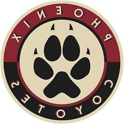 "Phoenix Arizona Coyotes NHL Vinyl Decal - You Choose Size 2"""
